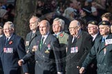 March Past, Remembrance Sunday at the Cenotaph 2016: E30 Fleet Air Arm Armourers Association. Cenotaph, Whitehall, London SW1, London, Greater London, United Kingdom, on 13 November 2016 at 13:07, image #1927