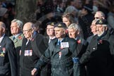 March Past, Remembrance Sunday at the Cenotaph 2016: E30 Fleet Air Arm Armourers Association. Cenotaph, Whitehall, London SW1, London, Greater London, United Kingdom, on 13 November 2016 at 13:07, image #1929