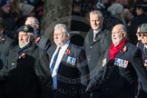 March Past, Remembrance Sunday at the Cenotaph 2016: E31 Fleet Air Arm Association. Cenotaph, Whitehall, London SW1, London, Greater London, United Kingdom, on 13 November 2016 at 13:07, image #1932