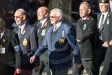 March Past, Remembrance Sunday at the Cenotaph 2016: E31 Fleet Air Arm Association. Cenotaph, Whitehall, London SW1, London, Greater London, United Kingdom, on 13 November 2016 at 13:07, image #1934