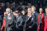 March Past, Remembrance Sunday at the Cenotaph 2016: E37 GLARAC ASSOCIATION. Cenotaph, Whitehall, London SW1, London, Greater London, United Kingdom, on 13 November 2016 at 13:08, image #1973