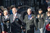 March Past, Remembrance Sunday at the Cenotaph 2016: E39 HMS Illustrious Association. Cenotaph, Whitehall, London SW1, London, Greater London, United Kingdom, on 13 November 2016 at 13:08, image #1984