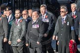 March Past, Remembrance Sunday at the Cenotaph 2016: E40 HMS Neptune Association. Cenotaph, Whitehall, London SW1, London, Greater London, United Kingdom, on 13 November 2016 at 13:08, image #1992