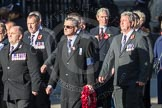 March Past, Remembrance Sunday at the Cenotaph 2016: E40 HMS Neptune Association. Cenotaph, Whitehall, London SW1, London, Greater London, United Kingdom, on 13 November 2016 at 13:08, image #1994