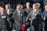 March Past, Remembrance Sunday at the Cenotaph 2016: E40 HMS Neptune Association. Cenotaph, Whitehall, London SW1, London, Greater London, United Kingdom, on 13 November 2016 at 13:08, image #1995