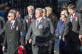 March Past, Remembrance Sunday at the Cenotaph 2016: E40 HMS Neptune Association. Cenotaph, Whitehall, London SW1, London, Greater London, United Kingdom, on 13 November 2016 at 13:08, image #1997