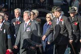 March Past, Remembrance Sunday at the Cenotaph 2016: E40 HMS Neptune Association. Cenotaph, Whitehall, London SW1, London, Greater London, United Kingdom, on 13 November 2016 at 13:08, image #1998