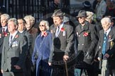 March Past, Remembrance Sunday at the Cenotaph 2016: E40 HMS Neptune Association. Cenotaph, Whitehall, London SW1, London, Greater London, United Kingdom, on 13 November 2016 at 13:08, image #1999