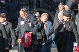 March Past, Remembrance Sunday at the Cenotaph 2016: E40 HMS Neptune Association. Cenotaph, Whitehall, London SW1, London, Greater London, United Kingdom, on 13 November 2016 at 13:08, image #2005