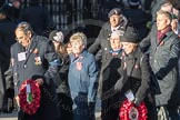 March Past, Remembrance Sunday at the Cenotaph 2016: E40 HMS Neptune Association. Cenotaph, Whitehall, London SW1, London, Greater London, United Kingdom, on 13 November 2016 at 13:08, image #2006