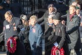 March Past, Remembrance Sunday at the Cenotaph 2016: E40 HMS Neptune Association. Cenotaph, Whitehall, London SW1, London, Greater London, United Kingdom, on 13 November 2016 at 13:08, image #2007