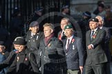 March Past, Remembrance Sunday at the Cenotaph 2016: E40 HMS Neptune Association. Cenotaph, Whitehall, London SW1, London, Greater London, United Kingdom, on 13 November 2016 at 13:08, image #2010