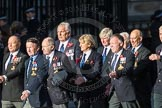 March Past, Remembrance Sunday at the Cenotaph 2016: E43 ROYAL NAVY PHYSICAL TRAINING BRANCH. Cenotaph, Whitehall, London SW1, London, Greater London, United Kingdom, on 13 November 2016 at 13:08, image #2039