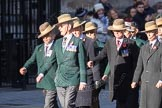 March Past, Remembrance Sunday at the Cenotaph 2016: F02 GURKHA BRIGADE ASSOCIATION TRUST. Cenotaph, Whitehall, London SW1, London, Greater London, United Kingdom, on 13 November 2016 at 13:08, image #2047