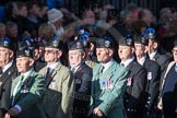 March Past, Remembrance Sunday at the Cenotaph 2016: F04 Queen's Own Highlanders Regimental Association. Cenotaph, Whitehall, London SW1, London, Greater London, United Kingdom, on 13 November 2016 at 13:09, image #2131