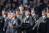 March Past, Remembrance Sunday at the Cenotaph 2016: F04 Queen's Own Highlanders Regimental Association. Cenotaph, Whitehall, London SW1, London, Greater London, United Kingdom, on 13 November 2016 at 13:09, image #2135