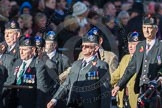 March Past, Remembrance Sunday at the Cenotaph 2016: F04 Queen's Own Highlanders Regimental Association. Cenotaph, Whitehall, London SW1, London, Greater London, United Kingdom, on 13 November 2016 at 13:09, image #2137