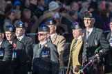 March Past, Remembrance Sunday at the Cenotaph 2016: F04 Queen's Own Highlanders Regimental Association. Cenotaph, Whitehall, London SW1, London, Greater London, United Kingdom, on 13 November 2016 at 13:09, image #2138