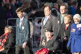 March Past, Remembrance Sunday at the Cenotaph 2016: F07 Monte Cassino Society. Cenotaph, Whitehall, London SW1, London, Greater London, United Kingdom, on 13 November 2016 at 13:10, image #2162