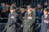 March Past, Remembrance Sunday at the Cenotaph 2016: F07 Monte Cassino Society. Cenotaph, Whitehall, London SW1, London, Greater London, United Kingdom, on 13 November 2016 at 13:10, image #2166