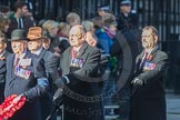 March Past, Remembrance Sunday at the Cenotaph 2016: F09 Officers Association. Cenotaph, Whitehall, London SW1, London, Greater London, United Kingdom, on 13 November 2016 at 13:10, image #2175
