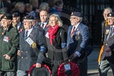March Past, Remembrance Sunday at the Cenotaph 2016: F11 National Service Veterans Alliance. Cenotaph, Whitehall, London SW1, London, Greater London, United Kingdom, on 13 November 2016 at 13:10, image #2187