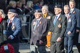March Past, Remembrance Sunday at the Cenotaph 2016: F12 Gallantry Medallists League. Cenotaph, Whitehall, London SW1, London, Greater London, United Kingdom, on 13 November 2016 at 13:10, image #2190