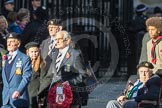 March Past, Remembrance Sunday at the Cenotaph 2016: F14 National Gulf Veterans & Families Association. Cenotaph, Whitehall, London SW1, London, Greater London, United Kingdom, on 13 November 2016 at 13:10, image #2230