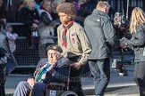 March Past, Remembrance Sunday at the Cenotaph 2016: F14 National Gulf Veterans & Families Association. Cenotaph, Whitehall, London SW1, London, Greater London, United Kingdom, on 13 November 2016 at 13:11, image #2232