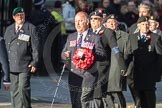 March Past, Remembrance Sunday at the Cenotaph 2016: F15 Fellowship of the Services. Cenotaph, Whitehall, London SW1, London, Greater London, United Kingdom, on 13 November 2016 at 13:11, image #2245
