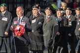 March Past, Remembrance Sunday at the Cenotaph 2016: F15 Fellowship of the Services. Cenotaph, Whitehall, London SW1, London, Greater London, United Kingdom, on 13 November 2016 at 13:11, image #2249