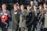 March Past, Remembrance Sunday at the Cenotaph 2016: F15 Fellowship of the Services. Cenotaph, Whitehall, London SW1, London, Greater London, United Kingdom, on 13 November 2016 at 13:11, image #2250