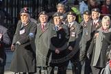 March Past, Remembrance Sunday at the Cenotaph 2016: F15 Fellowship of the Services. Cenotaph, Whitehall, London SW1, London, Greater London, United Kingdom, on 13 November 2016 at 13:11, image #2251