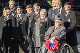 March Past, Remembrance Sunday at the Cenotaph 2016: F15 Fellowship of the Services. Cenotaph, Whitehall, London SW1, London, Greater London, United Kingdom, on 13 November 2016 at 13:11, image #2254