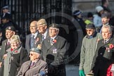 March Past, Remembrance Sunday at the Cenotaph 2016: F16 Memorable Order of Tin Hats. Cenotaph, Whitehall, London SW1, London, Greater London, United Kingdom, on 13 November 2016 at 13:11, image #2258