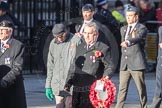 March Past, Remembrance Sunday at the Cenotaph 2016: F16 Memorable Order of Tin Hats. Cenotaph, Whitehall, London SW1, London, Greater London, United Kingdom, on 13 November 2016 at 13:11, image #2259