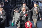 March Past, Remembrance Sunday at the Cenotaph 2016: F16 Memorable Order of Tin Hats. Cenotaph, Whitehall, London SW1, London, Greater London, United Kingdom, on 13 November 2016 at 13:11, image #2260