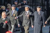 March Past, Remembrance Sunday at the Cenotaph 2016: F16 Memorable Order of Tin Hats. Cenotaph, Whitehall, London SW1, London, Greater London, United Kingdom, on 13 November 2016 at 13:11, image #2263