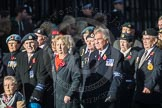 March Past, Remembrance Sunday at the Cenotaph 2016: F18 Aden Veterans Association. Cenotaph, Whitehall, London SW1, London, Greater London, United Kingdom, on 13 November 2016 at 13:11, image #2291