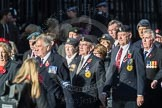 March Past, Remembrance Sunday at the Cenotaph 2016: F18 Aden Veterans Association. Cenotaph, Whitehall, London SW1, London, Greater London, United Kingdom, on 13 November 2016 at 13:11, image #2293