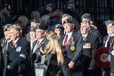 March Past, Remembrance Sunday at the Cenotaph 2016: F18 Aden Veterans Association. Cenotaph, Whitehall, London SW1, London, Greater London, United Kingdom, on 13 November 2016 at 13:11, image #2294