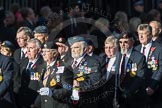 March Past, Remembrance Sunday at the Cenotaph 2016: F18 Aden Veterans Association. Cenotaph, Whitehall, London SW1, London, Greater London, United Kingdom, on 13 November 2016 at 13:11, image #2300