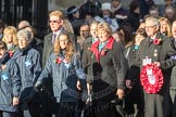 March Past, Remembrance Sunday at the Cenotaph 2016: M19 PDSA. Cenotaph, Whitehall, London SW1, London, Greater London, United Kingdom, on 13 November 2016 at 13:16, image #2637