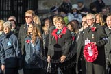 March Past, Remembrance Sunday at the Cenotaph 2016: M19 PDSA. Cenotaph, Whitehall, London SW1, London, Greater London, United Kingdom, on 13 November 2016 at 13:16, image #2638
