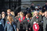 March Past, Remembrance Sunday at the Cenotaph 2016: M19 PDSA. Cenotaph, Whitehall, London SW1, London, Greater London, United Kingdom, on 13 November 2016 at 13:16, image #2639