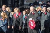 March Past, Remembrance Sunday at the Cenotaph 2016: M19 PDSA. Cenotaph, Whitehall, London SW1, London, Greater London, United Kingdom, on 13 November 2016 at 13:16, image #2640