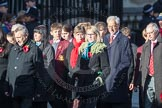 March Past, Remembrance Sunday at the Cenotaph 2016: M20 Old Cryptians' Club. Cenotaph, Whitehall, London SW1, London, Greater London, United Kingdom, on 13 November 2016 at 13:16, image #2649