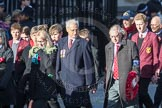 March Past, Remembrance Sunday at the Cenotaph 2016: M20 Old Cryptians' Club. Cenotaph, Whitehall, London SW1, London, Greater London, United Kingdom, on 13 November 2016 at 13:16, image #2651