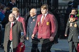March Past, Remembrance Sunday at the Cenotaph 2016: M21 Fighting G Club. Cenotaph, Whitehall, London SW1, London, Greater London, United Kingdom, on 13 November 2016 at 13:16, image #2655