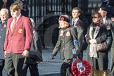 March Past, Remembrance Sunday at the Cenotaph 2016: M21 Fighting G Club. Cenotaph, Whitehall, London SW1, London, Greater London, United Kingdom, on 13 November 2016 at 13:16, image #2656